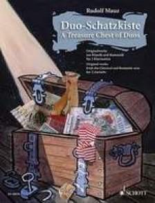 MAUZ R. A TREASURE OF DUOS CLARINETTES