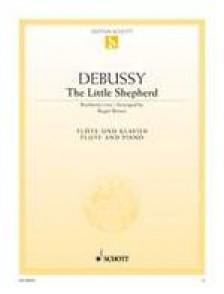DEBUSSY C. LE PETIT BERGER FLUTE