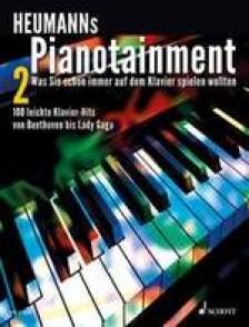 HEUMANN H.G. PIANOTAINMENT 2 PIANO