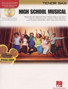 HIGH SCHOOL MUSICAL SAXO TENOR