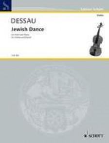 DESSAU P. JEWISH DANCE VIOLON