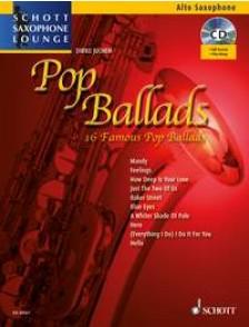 POP BALLADS SAXO MIB