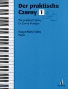 CZERNY K. LE CZERNY PRATIQUE VOL 1 PIANO