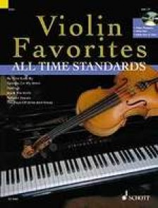 VIOLIN FAVORITES ALL TIME STANDARDS