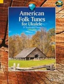AMERICAN FOLK TUNES UKULELE