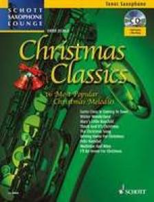 CHRISTMAS CLASSICS SAXO BB