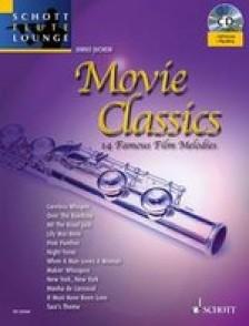 JUCHEM D. MOVIE CLASSICS FLUTE