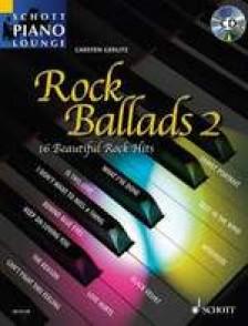 GERLITZ C. ROCK BALLADS VOL 2 PIANO