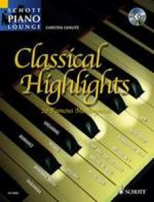 GERLITZ C. CLASSICAL HIGHLIGHTS PIANO