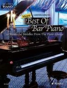 MORE BEST OF BAR PIANO VOL 2