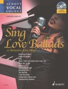 SING LOVE BALLADS CHANT PIANO