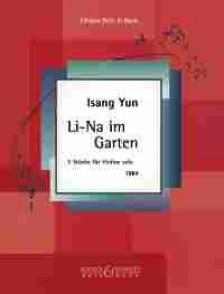 YUN I. LI-NA IN THE GARDEN VIOLON SOLO