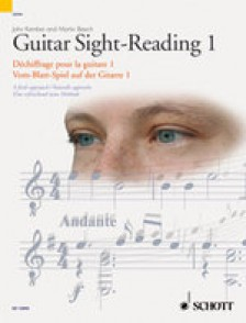 KEMBER J./BEECH M. GUITAR SIGHT-READING VOL 1