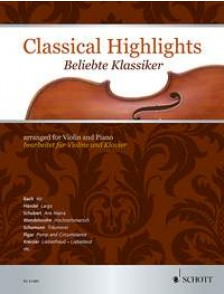 CLASSICAL HIGHLIGHTS VIOLON