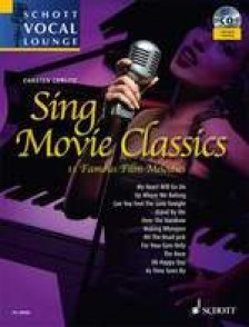 SING MOVIE CLASSICS CHANT ET PIANO