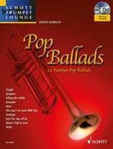 POP BALLADS TROMPETTE