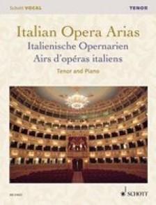 ITALIAN OPERA ARIAS TENOR