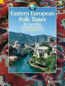 EASTERN EUROPEAN FOLK TUNES ACCORDEON