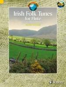 IRISH FOLK TUNES FLUTE