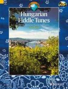 HAIGH C. HUNGARIAN FIDDLE TUNES VIOLON