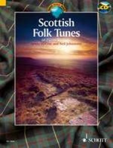 SCOTTISH FOLK TUNES VIOLONCELLE