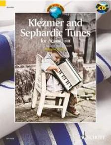 KLEZMER AND SEPHARDIC TUNES ACCORDEON