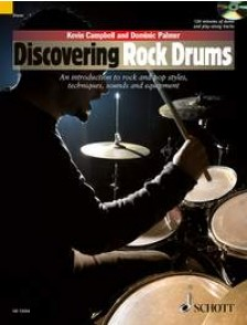 CAMPBELL K./PALMER D. DISCOVERING ROCK DRUMS
