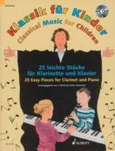 KLASSIK FUR KINDER CLARINETTE