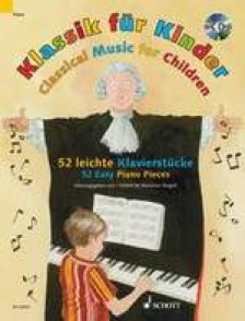 KLASSIK FUR KINDER PIANO