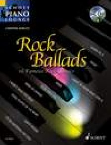 GERLITZ C. ROCK BALLADS VOL 1 PIANO