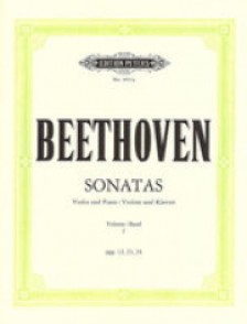 BEETHOVEN L. SONATES VOL 1 VIOLON