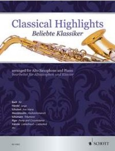 CLASSICAL HIGHLIGHTS SAXO ALTO