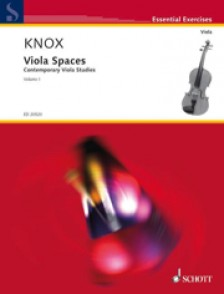 KNOX VIOLA SPACES VOL 1