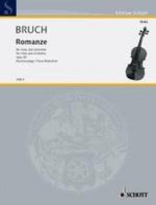 BRUCH M. ROMANZE OP 85 ALTO