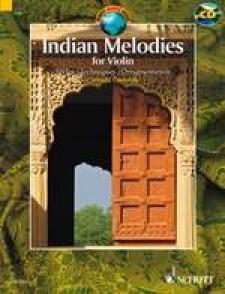 CONNOLLY C. INDIAN MELODIES VIOLON