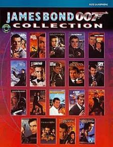 JAMES BOND 007 COLLECTION SAXO ALTO
