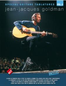 GOLDMAN J.J SPECIAL GUITARE VOL 2