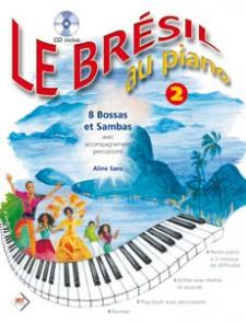 LE BRESIL AU PIANO VOL 2