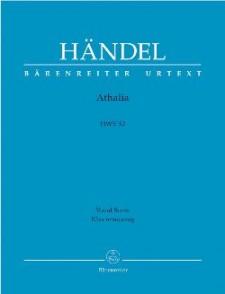 HANDEL G.F. ATHALIA CHANT PIANO