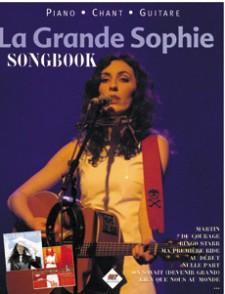 LA GRANDE SOPHIE SONGBOOK