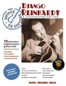 REINHARDT D. VOYAGE EN GUITARE