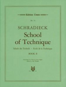 SCHRADIECK H. ECOLE DE LA TECHNIQUE VOL 2 ALTO