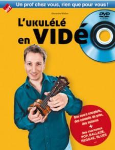 WALLON A. L'UKULELE EN VIDEO