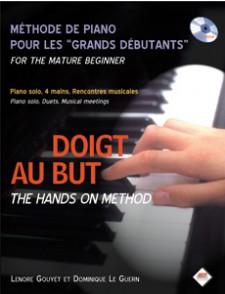 GOUYET/LE GUERN DOIGT AU BUT PIANO