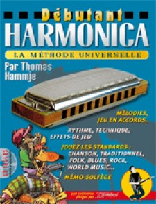 HAMMJE T. DEBUTANT HARMONICA