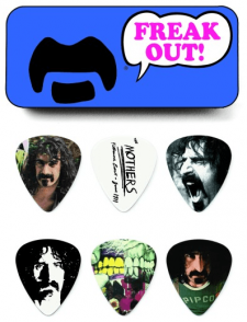 MEDIATORS DUNLOP COLLECTOR FRANK ZAPPA ZAPPT02M