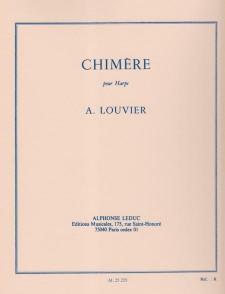 LOUVIER A. CHIMERE HARPE
