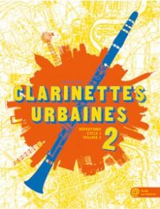 VERET E. CLARINETTES URBAINES 2 CLARINETTE