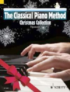 HEUMANN H.G. THE CLASSICAL PIANO METHOD: CHRISTMAS COLLECTION
