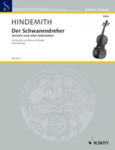 HINDEMITH P. DER SCHWANENDREHER ALTO